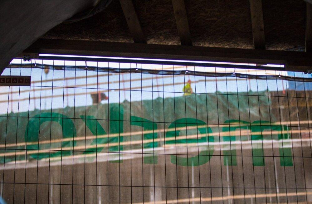 Maakri Kvartali ehitus Tornimäel