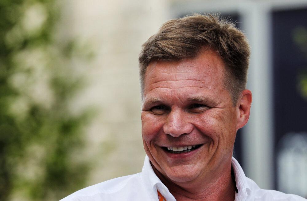 Mika Salo: Tänak tuleb ilmselt tänavu maailmameistriks ja Vips jõuab vormel-1 masina rooli
