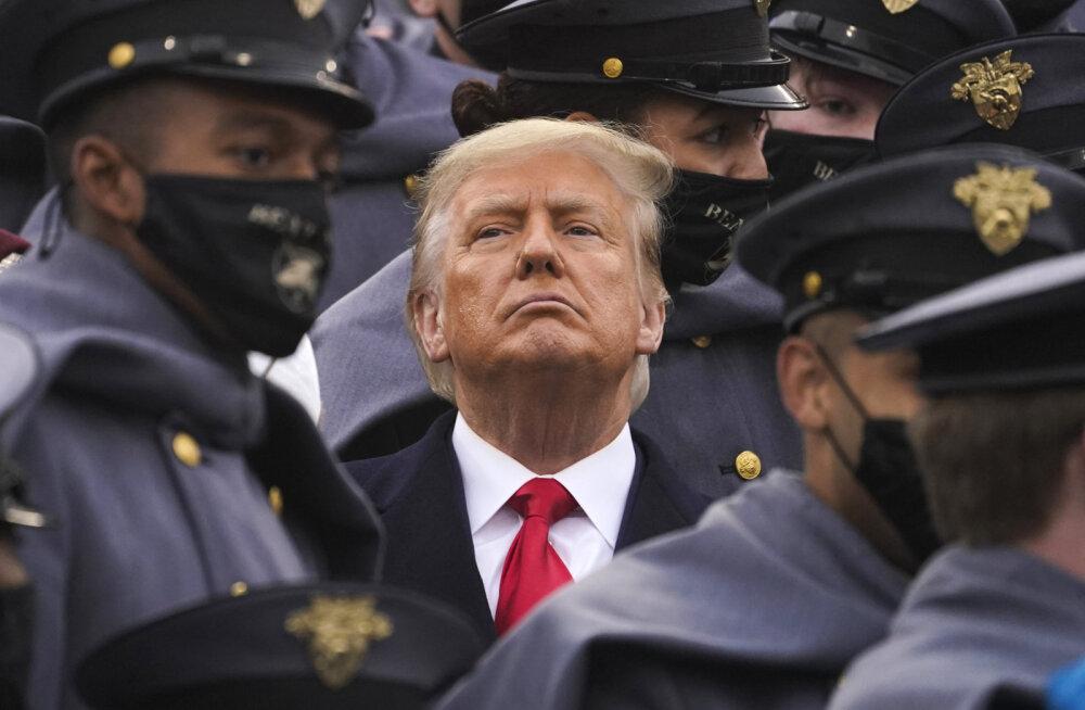 Trumpi viimased nädalad ametis ähvardavad tulla kõike muud kui rahulikud