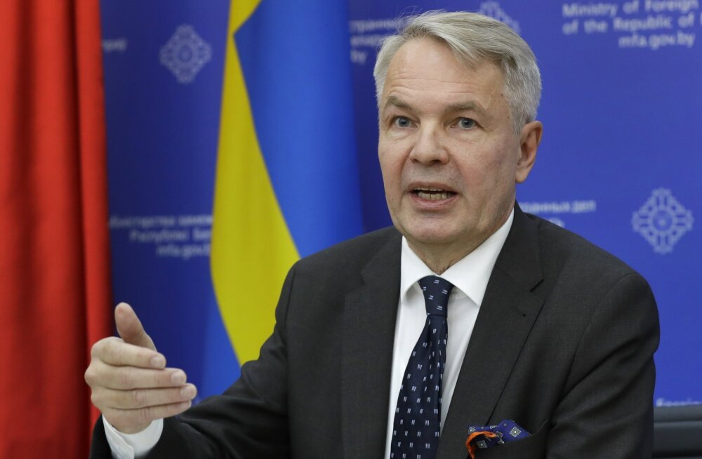 Soome välisministeeriumi ametnik süüdistab minister Haavistot hirmu abil juhtimises ja ebaseaduslikus otsuses