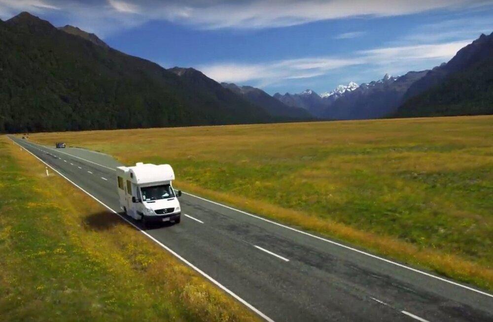 VIDEO: hingematvalt ilus reklaamklipp Uus-Meremaast, mille rikub ära üks rumal viga