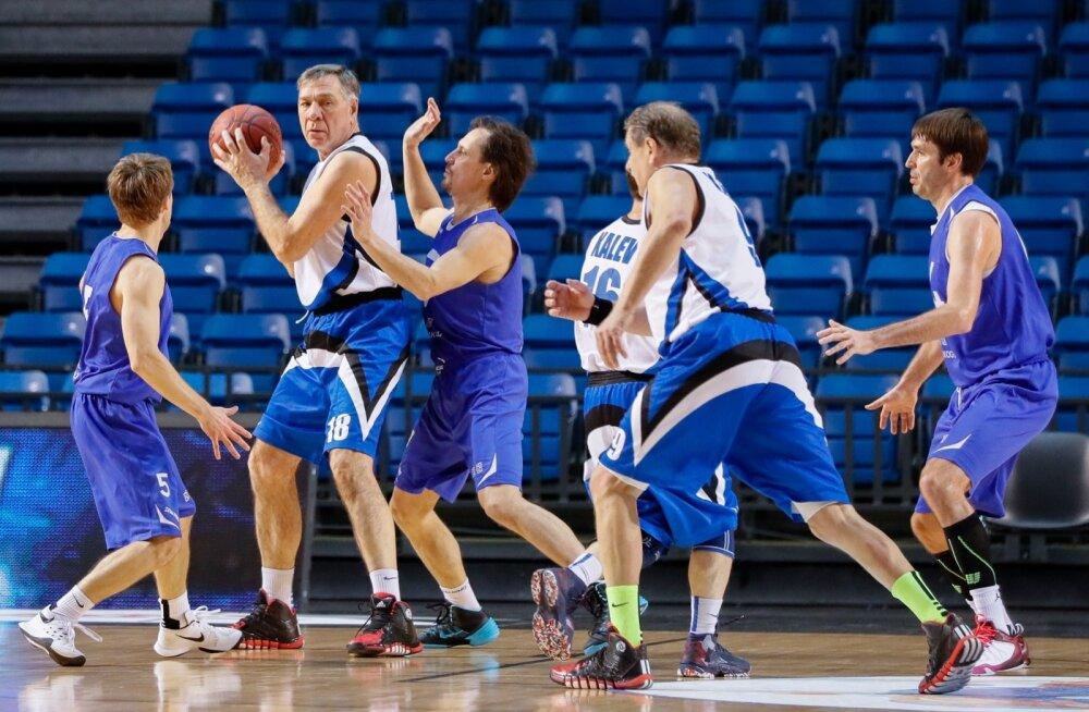 Riigikogu korvpallimeeskond võitis taas Balti Assamblee karika