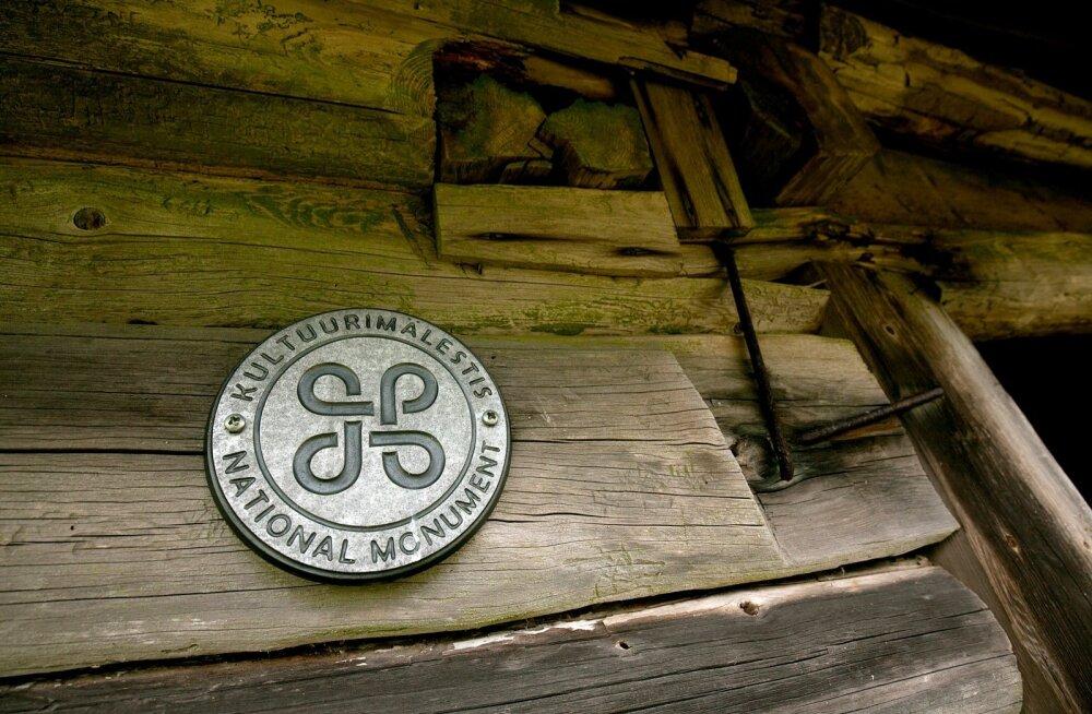 Hinni talu Jõksi külas, Vana-Võrumaal, kultuurimäestis