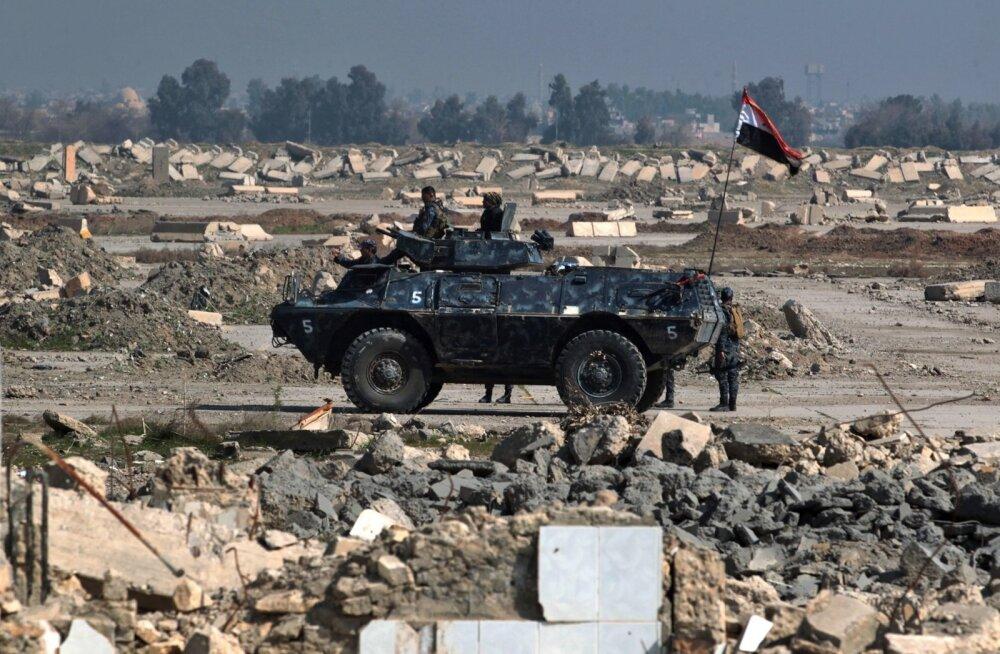 Mosuli lennuväli