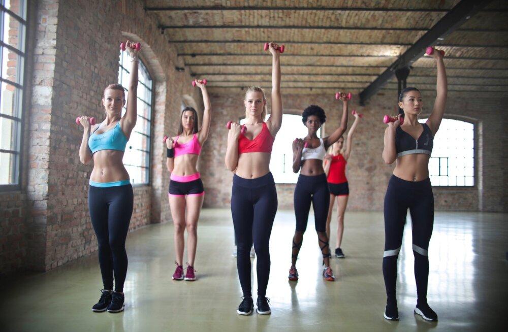 Ja nüüd kõik jooksma! Teadlased tõestasid, et treening teeb rõõmsamaks kui raha!
