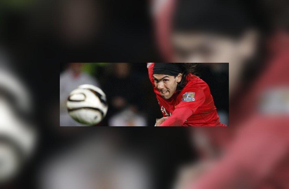 Manchester Unitedi Carlos Tevez