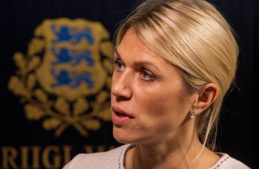 Urve Palo leiab, et Tallinna Sadama korruptsiooniskandaalis lasub süü ka Reformierakonnal.