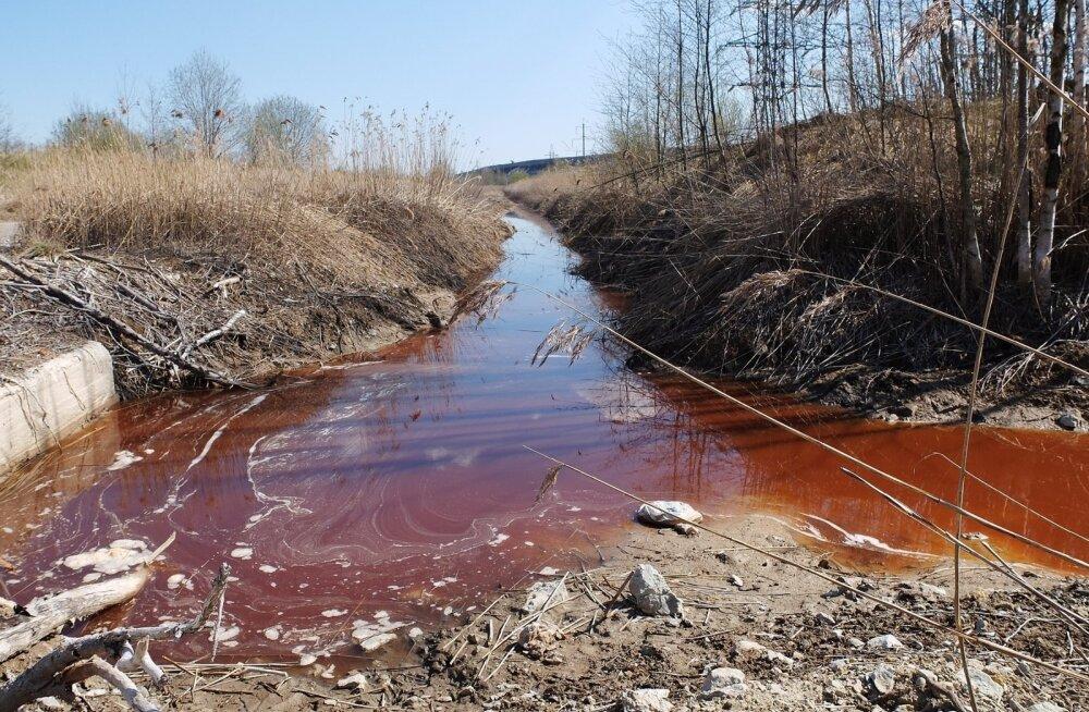 Reostunud Purtse jõgi