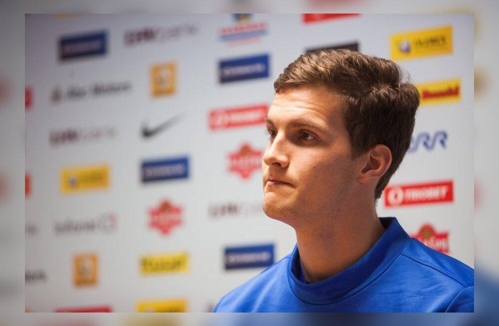 Jalgpallikoondise pressikonverents
