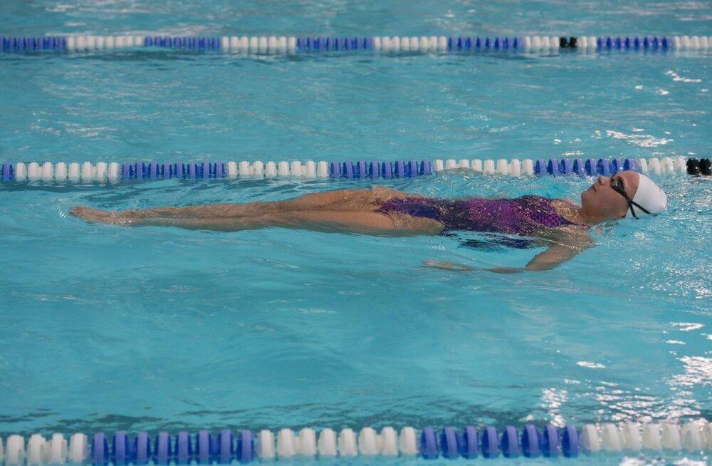 Ujumiskoondislaste trenn