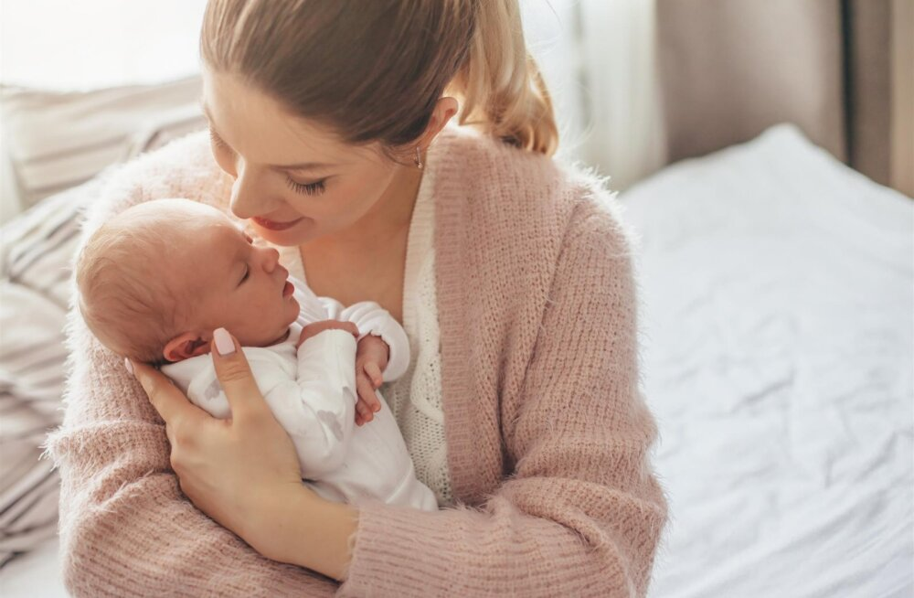 47 protsenti emadest ei soovi lapsehoolduspuhkust isaga jagada