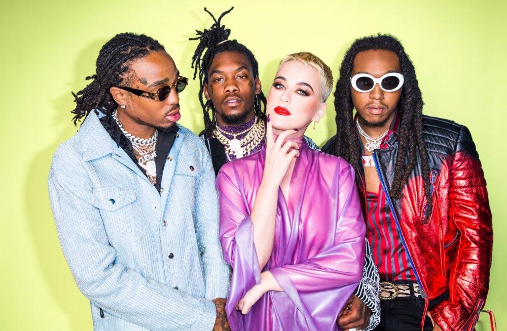 FÄNNID RÕÕMUSTAGE! Katy Perry avaldas uue albumi ja alustab Euroopa tuuriga
