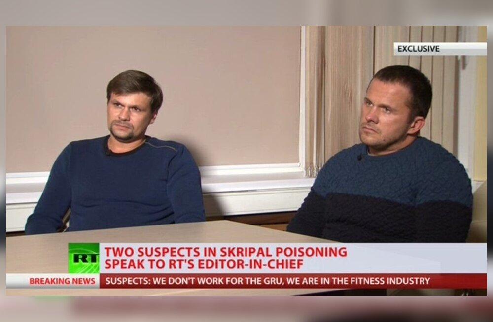 Петров и Боширов назвали себя туристами в Солсбери. Что не так с их версией?