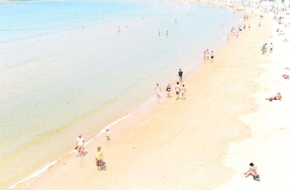 Kultuuripealinn 2016 San Sebastian ei unusta ka ranna- ja toidukultuuri