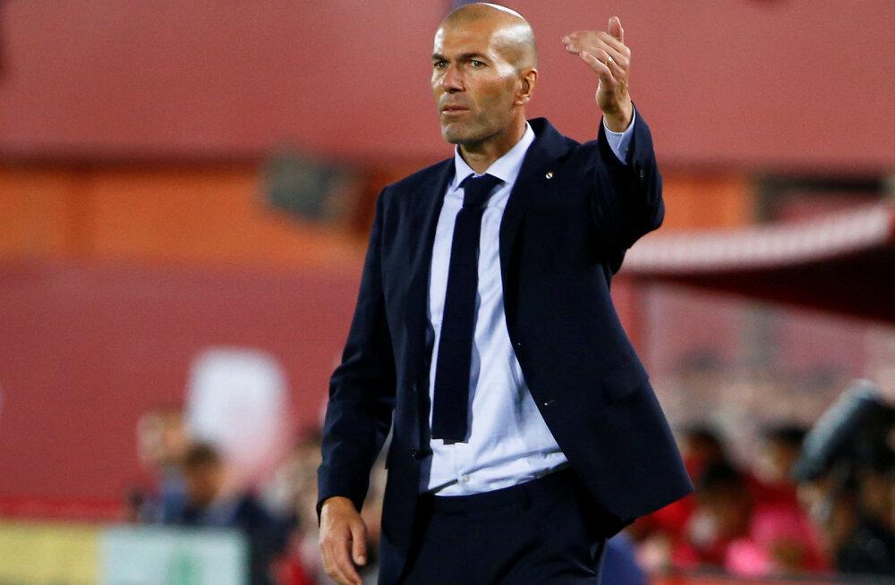 Vähemuses lõpetanud Madridi Real sai üllatuskaotuse, Barcelona kerkis liidriks