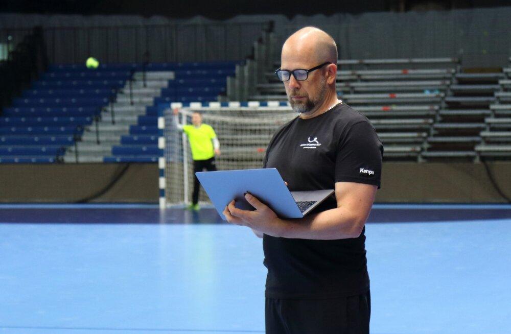 Eesti koondise väravavahtide treener on MM-il suures mängus