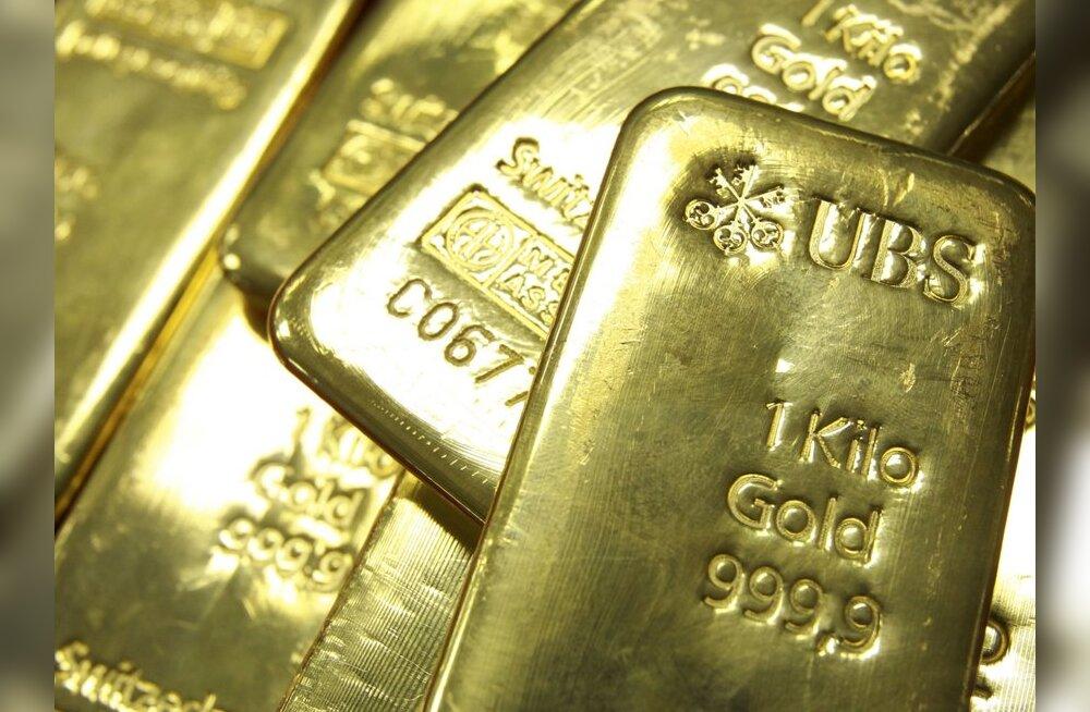 Eesti Pank ostis aasta algul EKP reservidesse 600 kilo kulda