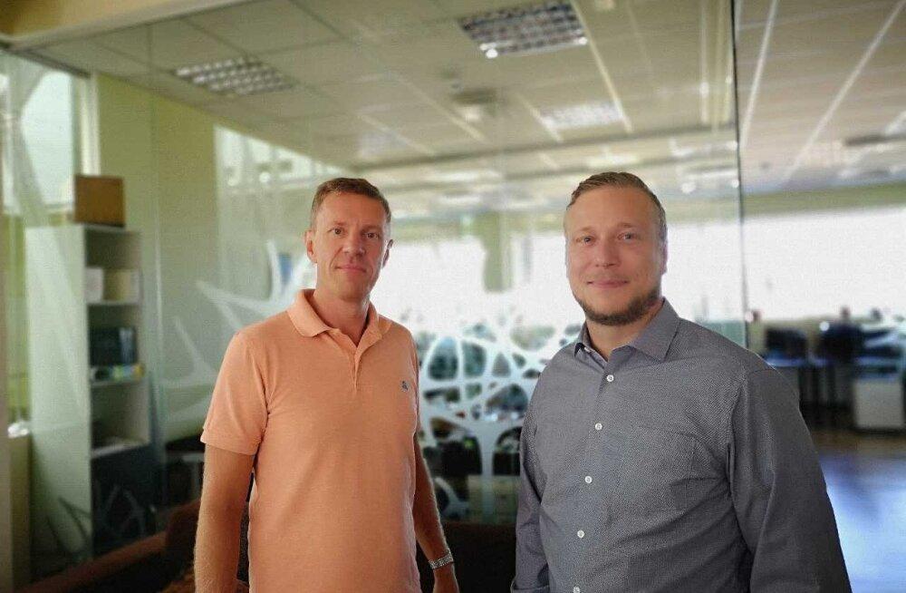 Eesti tarkvaraarendusfirma alustab tegevust Taanis