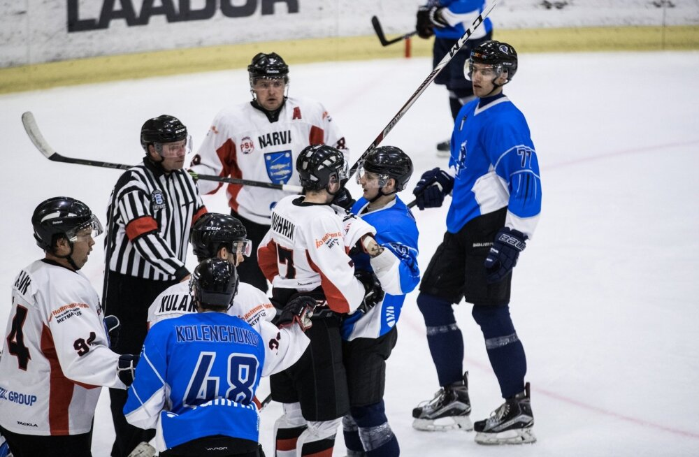 HC Viking vs Narva PSK