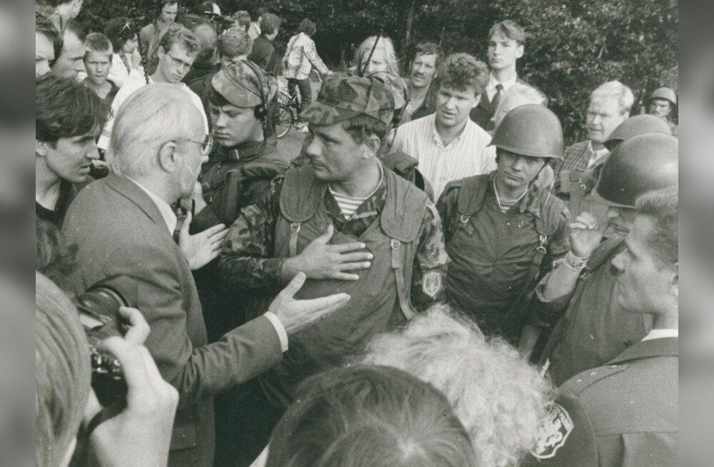 20. AUGUST 1991: Andres Raid: Mässuplaanist Moskvas teati telemajas juba nädal ette