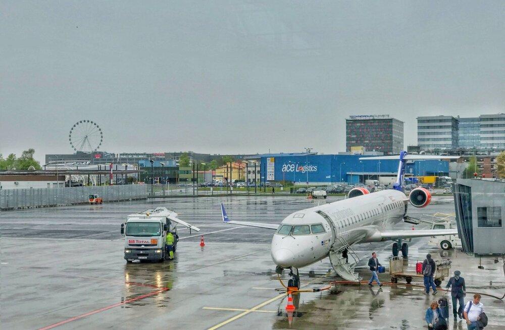Küsimus: kas suur kuumalaine Euroopas võib mõjutada ka lennuliiklust?