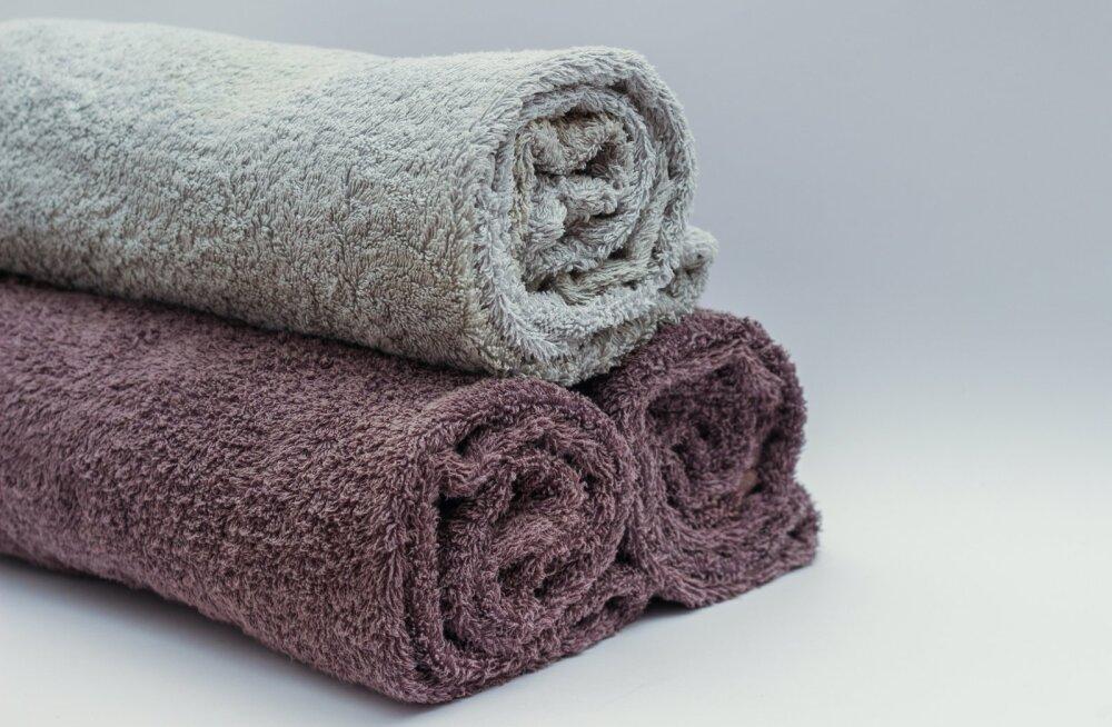 Несколько хитростей, чтобы полотенца были мягкими каждый день