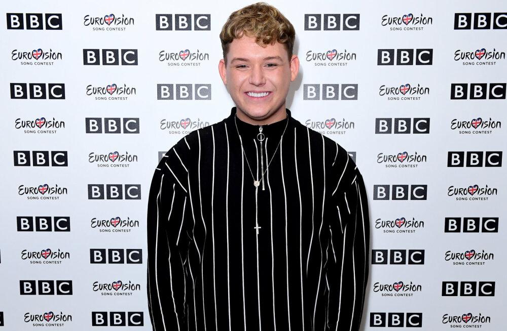 VIDEO   Britid on otsustanud! Eurovisionil esindab neid Michael Rice!