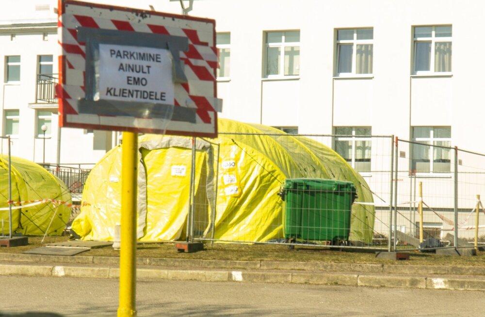 Курессаареской больнице пожертвовали более 100 000 евро. Заказанные на эти деньги аппараты ИВЛ уже на пути в Эстонию