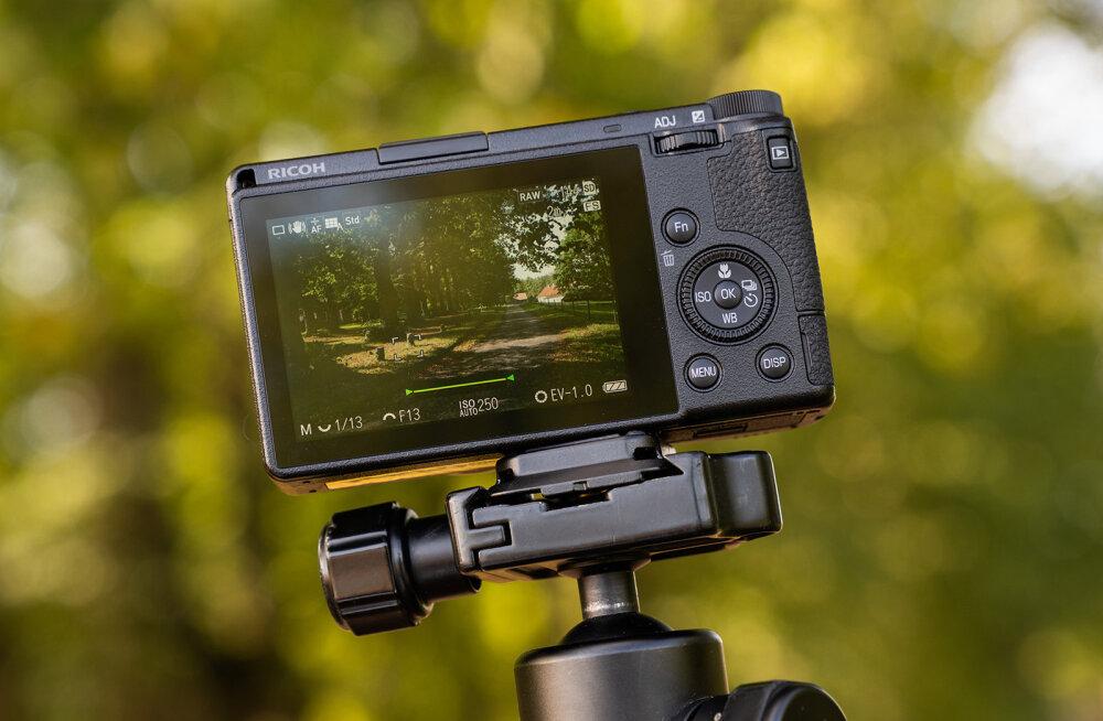 TEST | Ricoh GR III – kõige pisem kaamera kõige kvaliteetsema pildiga
