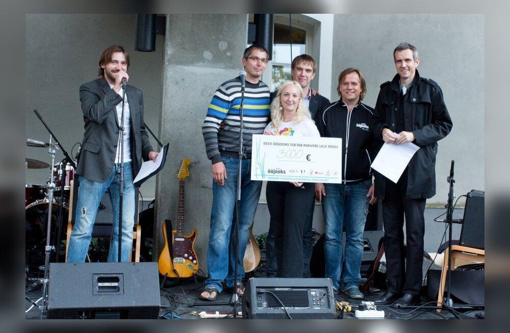 Eelmisel aastal koguti vaimupuudega laste jaoks 3000 eurot