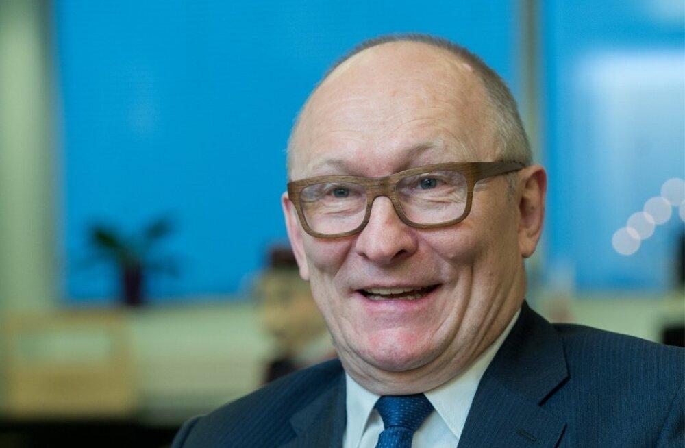 Jaak Aaviksoo-TTÜ rektor