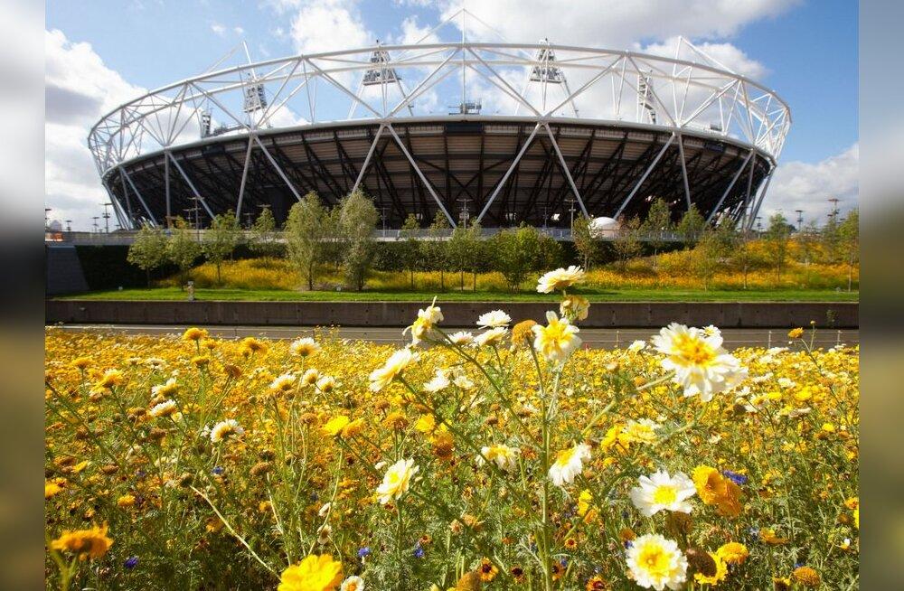 Londoni olümpiastaadion