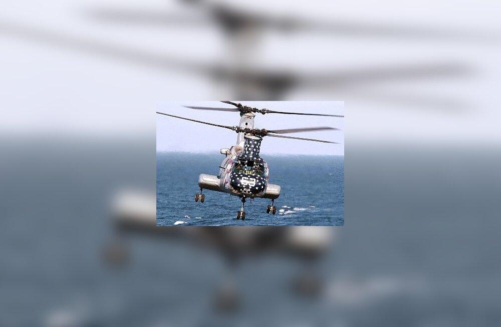 Iraak - kopter CH-46 Sea Knight