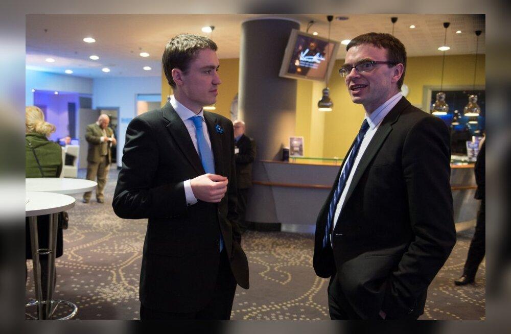 Peaminister Rõivas: Eesti soovib muuta Euroopa Liitu ja NATOt tugevamaks