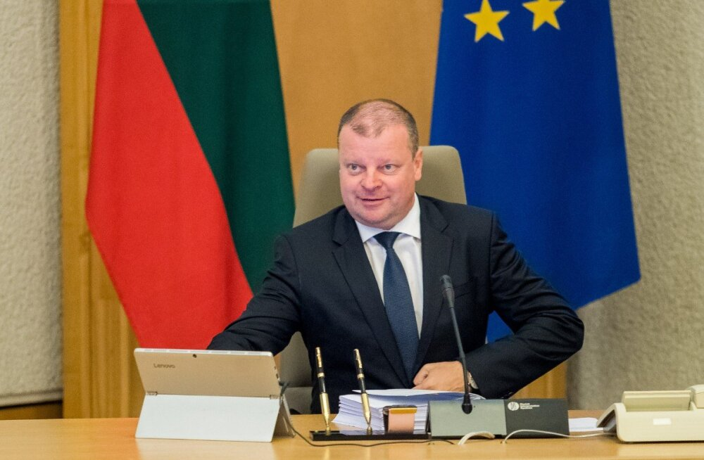 Премьер-министр Литвы раскрыл свой смертельный диагноз