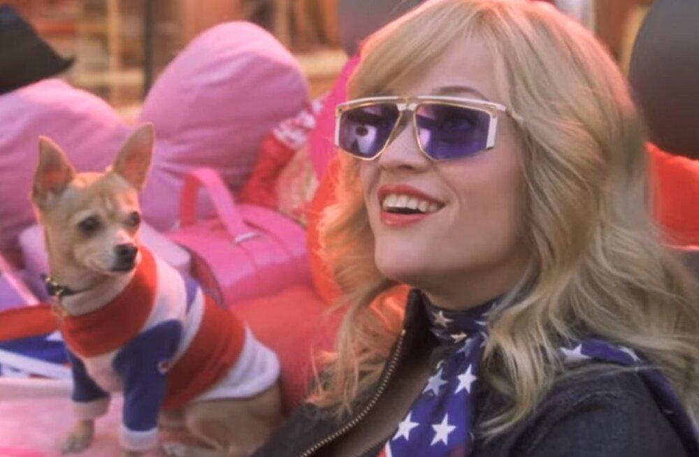 """Fännid, rõõmustage! """"Arukas blondiin"""" on tagasi!"""