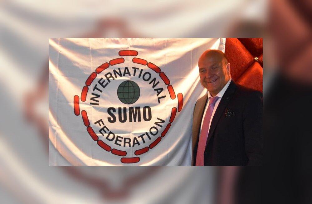Andres Jaadla jätkab Rahvusvahelise Sumoföderatsiooni direktorite nõukogus