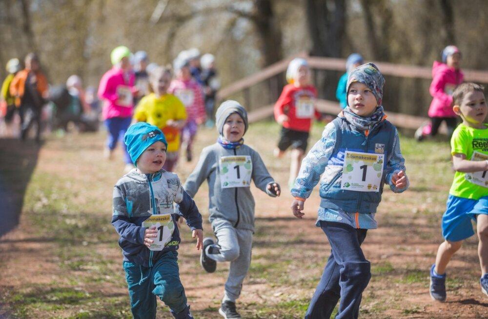 Tartu Jooksumaraton 2017 TILLUjooks