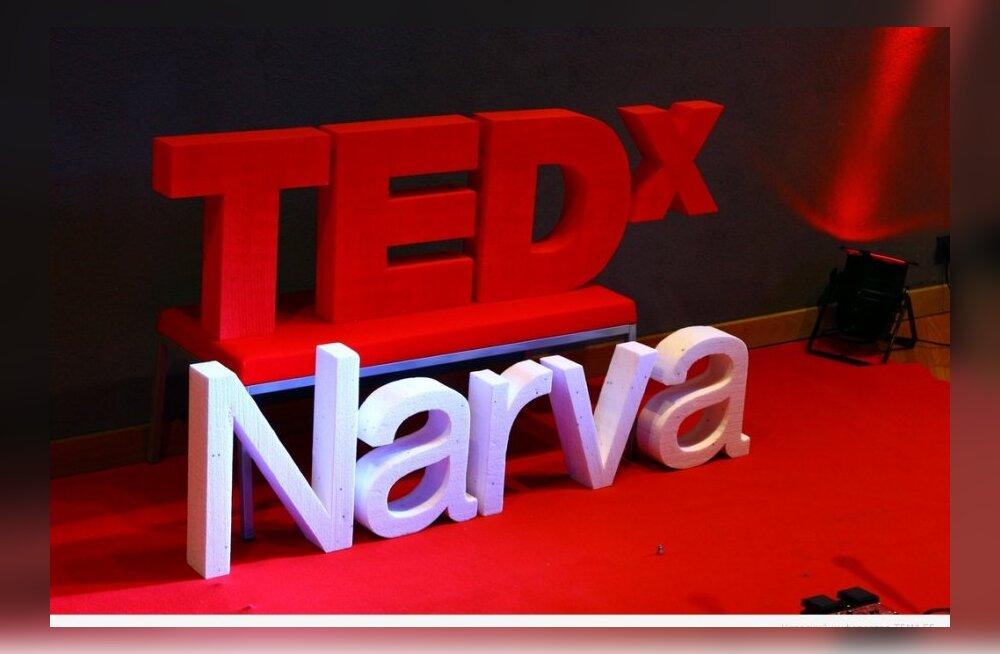 В Нарве прошла первая в Ида-Вирумаа конференция TEDx Narva