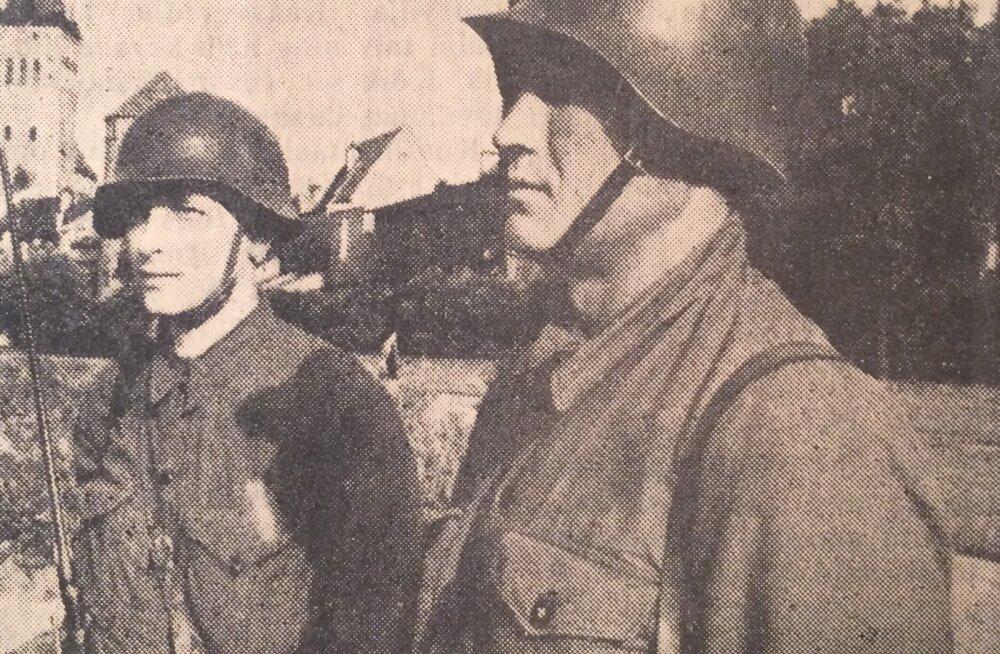 Noorte hääl 1940, 1941