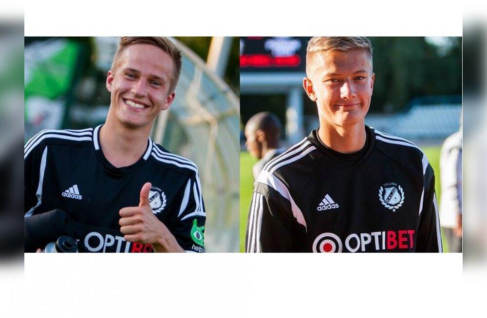Martin Mägi ja Sören Kaldma