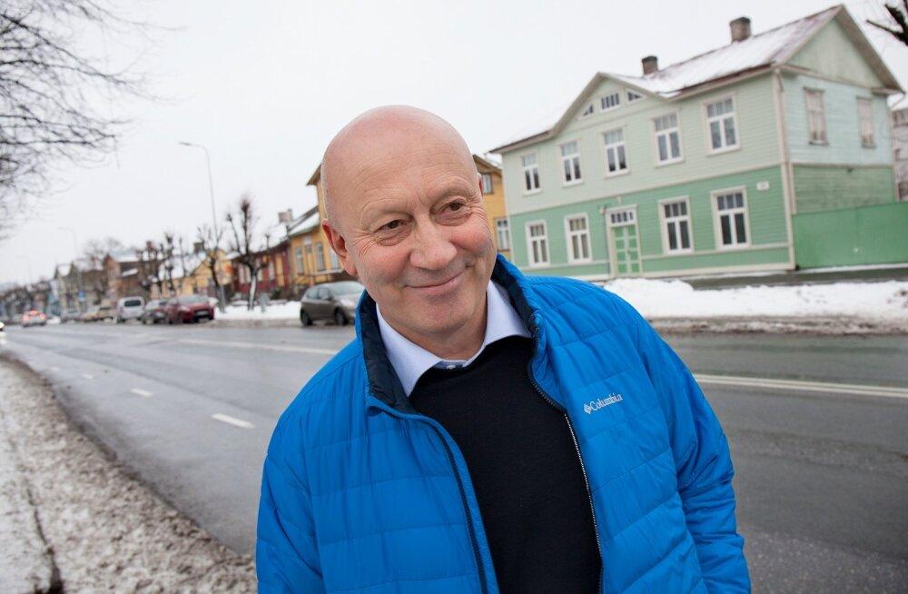Urmas Sukles, Haapsalu linnapea