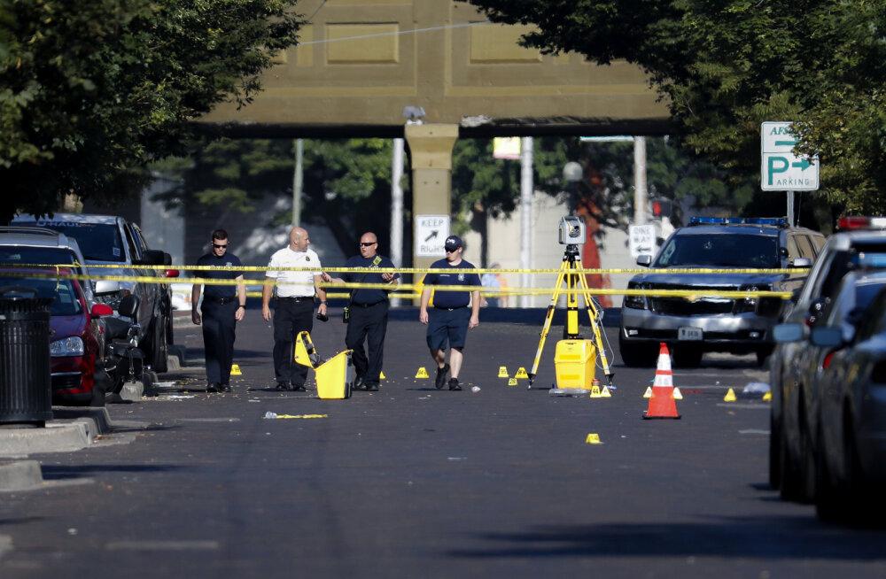 В результате стрельбы в Огайо погибли девять человек