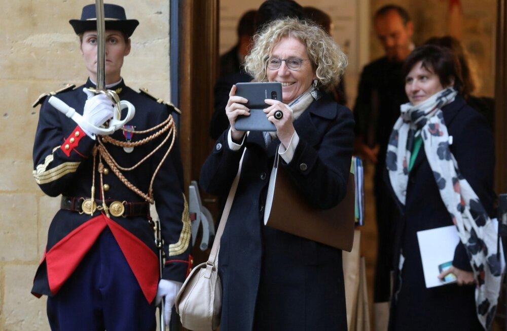 Prantsuse tööminister Muriel Pénicaud