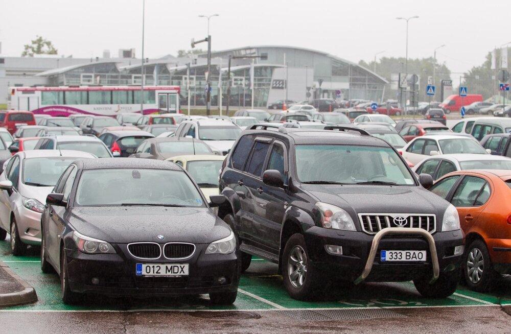 Uute sõiduautode müük tõusis juunis hüppeliselt