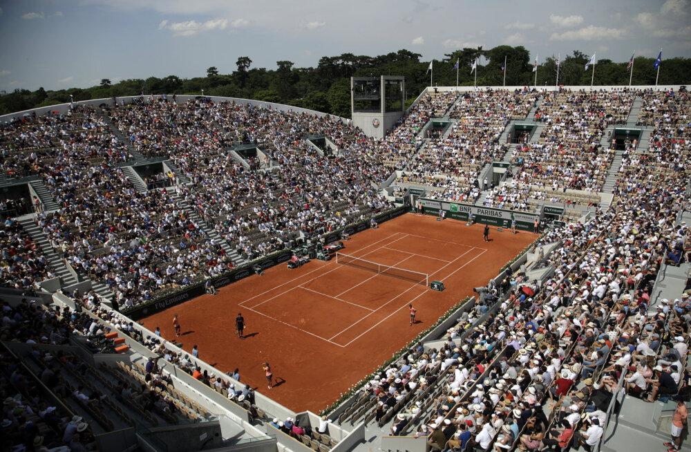 """Zopp aitas ajalugu teha: French Openil korrati """"õnnelike kaotajate"""" rekordit"""