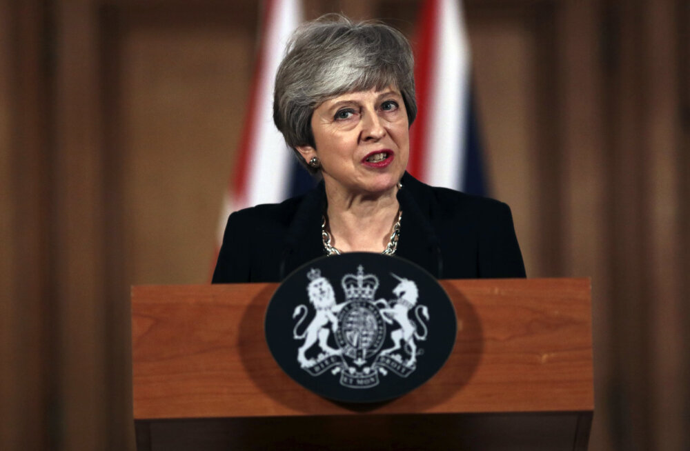 May tahab Brexitile uut ajapikendust ja pakkus opositsioonile läbirääkimisi