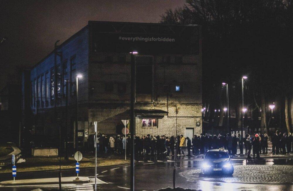 <em>Techno</em>klubis Hall mängib täna taas Berghaini resident-DJ Berliinist
