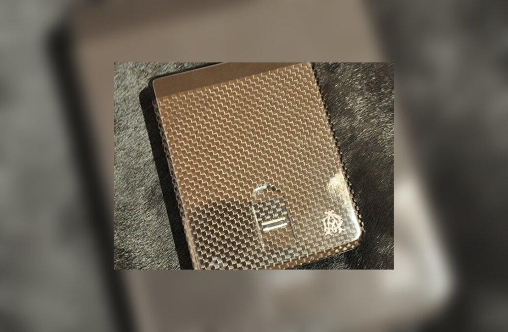 Biomeetriline rahakott: turvatunne taskus
