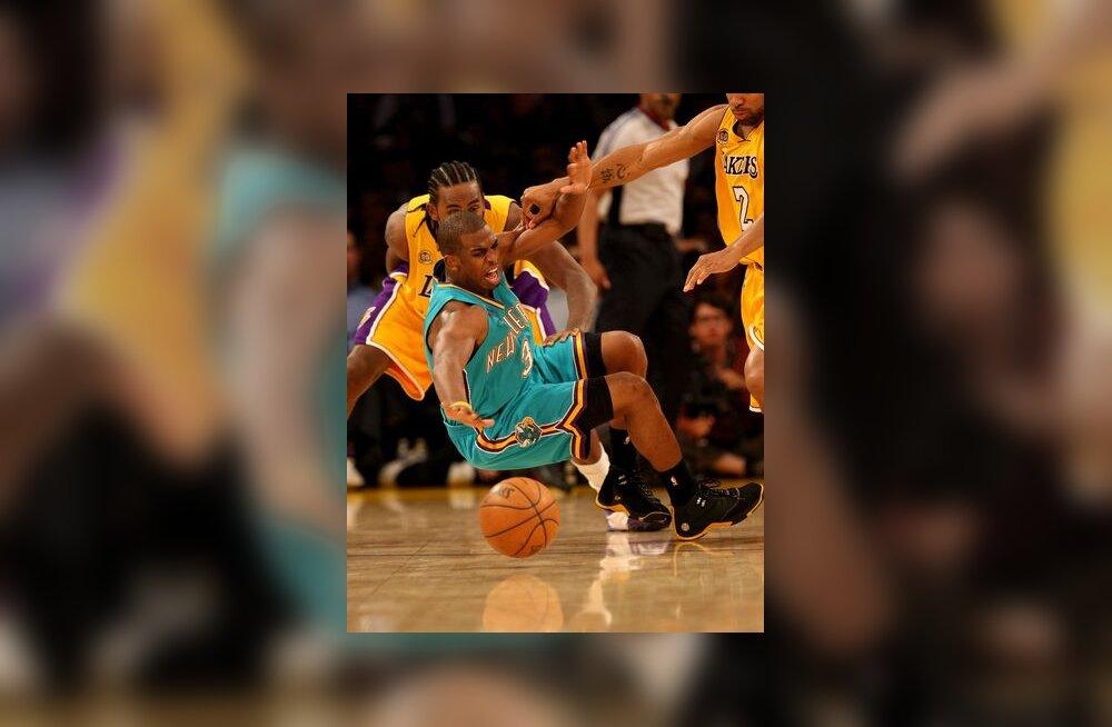 Chris Paul (New Orleans Hornets)